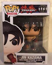 Funko Pop Games Tekken Jin Kazama NIB 173