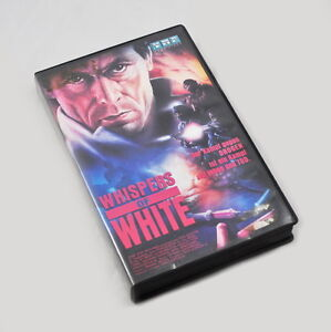VHS: Whispers of White - VMP Home Video 6473 - Langfassung - FSK 18 - PAL