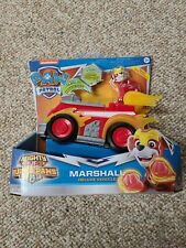 Spin Master Mighty Pups Super Paws Paw Patrol Marshall Deluxe Vehicle - 6053805