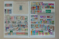 TOGO COLLECTION, 1108 STAMPS + 9 BLOCKS, MNH / USED