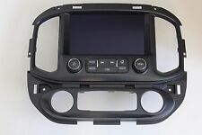 """NEW 2015-2017 OEM FACTORY GMC CANYON 8"""" LCD INTELLILINK RADIO TOUCH SCREEN ONLY"""