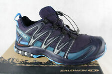 Salomon Trainers Low Shoes Sneakers Trainers Xa Pro 3D GTX Blue New