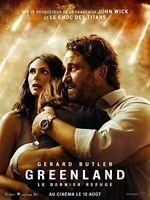 GREENLAND  DERNIER REFUGE DVD  NEUF SOUS CELLOPHANE