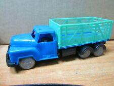 RARE Collectible Soviet BIG toy car Truck USSR Propaganda  ZIL ZIS GAZ URAL KRAZ