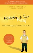 Heaven Is for Real Paperback: A Little Boy's Astounding Story - Brand New