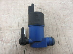 2016 Renault Clio MK4 1.2 Washer Bottle Reservoir Pump