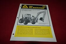 ARPS 740 AG Backhoes Dealers Brochure YABE11