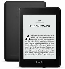 All-New Kindle Paperwhite 6 Inch 8GB WiFi E-Reader - Black