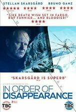 In Order of Disappearance UK REGION 2 DVD