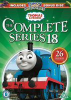 Thomas & Friends: The Complete Series 18 DVD (2017) Mark Moraghan cert U 2