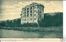 cr 03- Anni 10 Abbazia Opatija (Croazia) Nuova Casa di cura Nn viaggiata Ed Rude