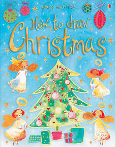 How To Draw: Christmas by Fiona Watt (Paperback, 2005)