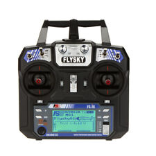 Flysky FS-i6 AFHDS 2A 2.4G 6CH Radio Transmitter w/ Receiver for RC Helicopter