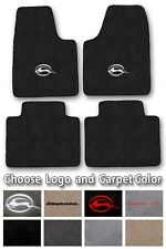 1983-2017 Chevrolet Impala & SS Carpet Floor Mats-Choose Color & Official Logo