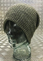 Beanie Hat / Watch Cap / Skull Cap. Green Camouflage - One size - BRAND NEW