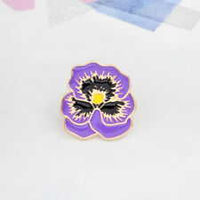Gift Lovely Alloy Badge Denim Jacket Collar Pin Fashion Jewelry Enamel Brooch