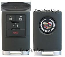 OEM Fob Keyless Entry Remote #1 for 2007 Cadillac STS (Regular Ignition Models)