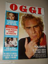 OGGI=1981/3=GIANMARIA VOLONTE=MIRELLA FRENI=GINO TESSARI=ZEFFIRELLI=MARIO SOSSI=