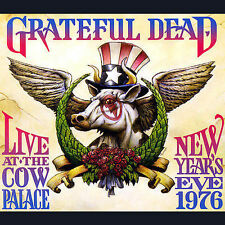 """NEW, SEALED - The Grateful Dead """"Live at the Cow Palace"""" New Years Eve 1976"""