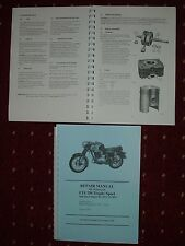Repair Manual WORKSHOP MANUAL MZ ETS 250 Trophy Sport ES 250/2 21PS English