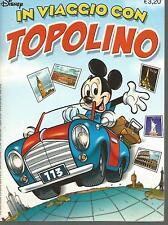 SUPER DISNEY  - N. 39 - IN VIAGGIO CON TOPOLINO  - LUGLIO  2006  - OTTIMO-WD1