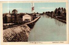 CPA  Loivre - Le Port (245477)