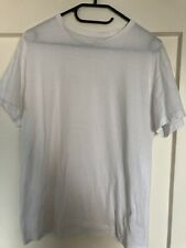 Primark T-Shirt Regular Fit  Gr.M Weiss Neu