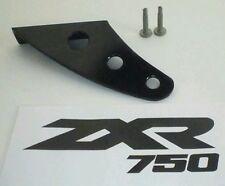 Toe Chain Guard shark fin Kawasaki ZXR750 all years