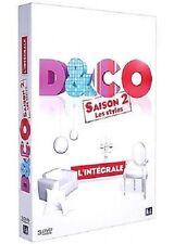 22582 // D&CO DECO L'INTEGRALE 3 DVD SAISON 2 COFFRET NEUF BLISTER