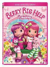 Strawberry Shortcake: Berry Big Help (DVD, 2014, Includes Digital Copy)
