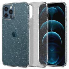 Iphone 12 Mini 12 12 Pro 12 Pro Max caso   Brillo Cristal Líquido Spigen ® []