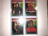 2019 UPPER DECK GOODWIN CHAMPIONS SPLASH OF COLOR LENTICULAR PARALLEL YOU CHOOSE