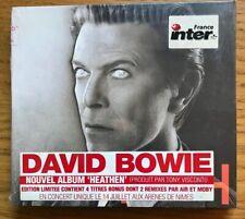 David Bowie – Heathen EU Digipack Enhanced 2 Disc Limited Ed Sealed New