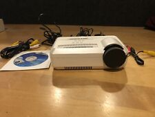 LED LIGHT SOURCE E-PROJECTOR NEW In Box