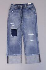 INC International Concepts Women's Frayed Cropped Skinny Jean AB3 Blue Size 8x25