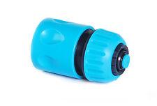 """Cellfast Schnellverbindungsstück mit Wasserstop für 1/2"""" Schlauch (13 mm)"""