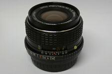 SMC Pentax M    2,0 / 35 mm  Objektiv mit PK Bajonett