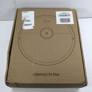 Roborock S4 E51-01 Max Black Robot Vacuum Lidar Navigation 2000Pa Strong Suction