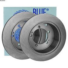 2x BLUEPRINT BREMSSCHEIBEN Ø232 mm SET HINTEN VW SEAT POLO IV TOLEDO 1.2 1.6 TDI