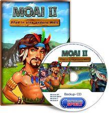 Moai 2 - Pfad in eine andere Welt - PC - Windows XP / VISTA / 7 / 8 / 10