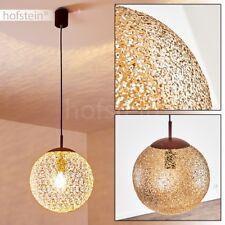 Lampe à suspension Lustre Plafonnier Lampe pendante dorée Lampe de séjour 185470