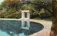 DB Postcard CA Da095 Portals of the Past Golden Gate Park San Francisco Columns
