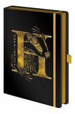 """Notizbuch /""""Hogwarts/"""" mit Gummiband NEU//OVP Harry Potter"""