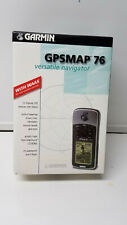 Garmin Gpsmap 76 Handheld Gps Navigator Marine Floats Waterproof 12 Channel