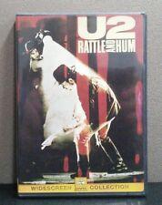 U2 - Rattle And Hum     (DVD)       LIKE NEW