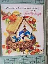 Greeting Card Sample Book 1949 Quality Art Novelty 140 Cards Various Occasions