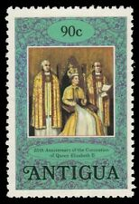 ANTIGUA 511a (SG584a) - Queen Elizabeth II Coronation Jubilee (pa14944) NH