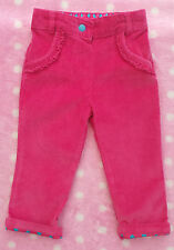 George 100% Cotton Trousers & Shorts (0-24 Months) for Girls