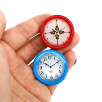 1:12 Scale alarm clock mini home decoration dollhouse miniature toy accessor Bw