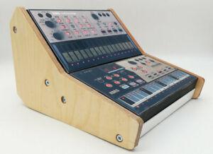 Korg Volca Duo Rack | Ständer | Stand | Bass |Sample | Beats | Keys natur